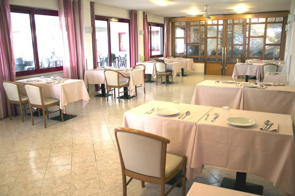 Sale da pranzo | RSA Livia Tiberina | Casa di riposo per anziani
